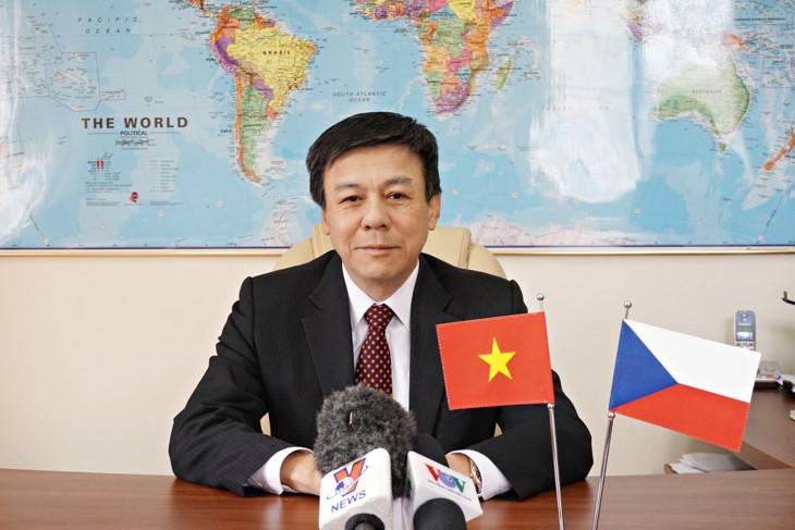 Thêm động lực mới cho quan hệ Việt Nam-Czech - ảnh 2