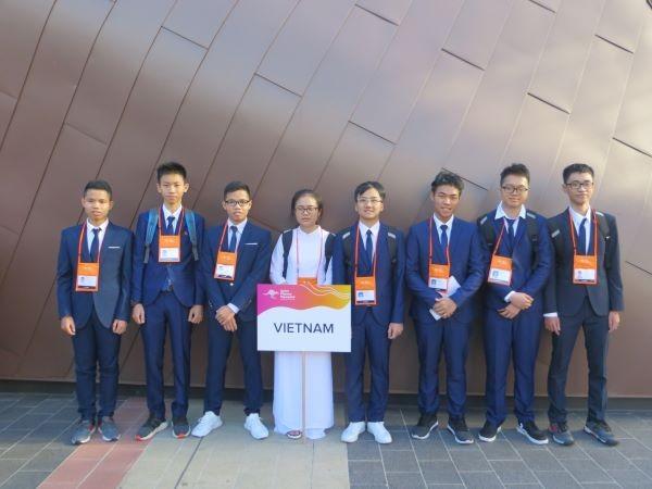 8 thí sinh Việt Nam tham gia Olympic Vật lí Châu Á lần thứ 20 đều đoạt giải - ảnh 1
