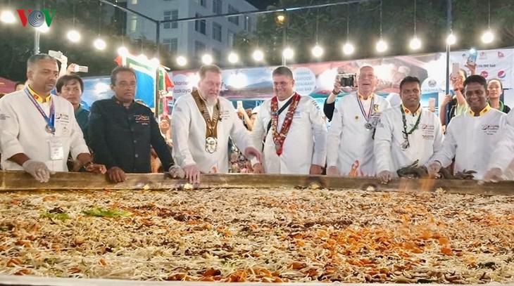 Hơn 10.000 người trải nghiệm Lễ hội ẩm thực Quốc tế Đà Nẵng 2019 - ảnh 1