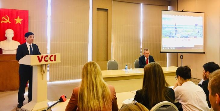 Nhiều tiềm năng, cơ hội hợp tác thương mại Việt Nam – Latvia - ảnh 1