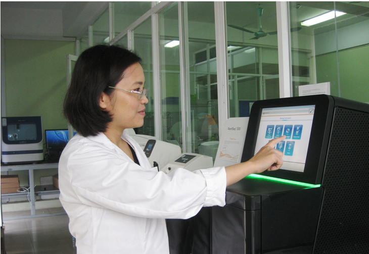 Công bố kết quả nghiên cứu về bộ gen người Việt - ảnh 1