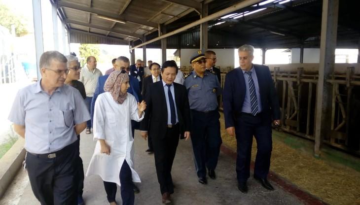 Đại sứ quán Việt Nam xúc tiến thương mại và đầu tư tại tỉnh Tipaza của An-giê-ri - ảnh 4
