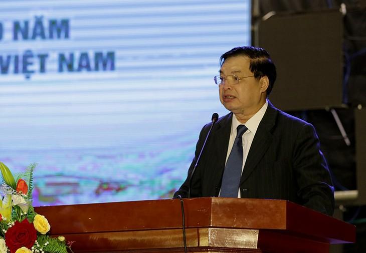 Trao giải cuộc thi Tìm hiểu 90 năm Đảng cộng sản Việt Nam - ảnh 1