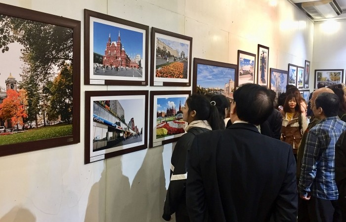 Ngày hội của cựu sinh Việt Nam tại Liên Xô và Liên bang Nga - ảnh 1