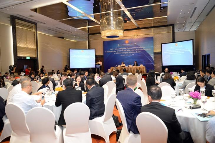 Tăng cường hợp tác quốc tế về an ninh biển - ảnh 1