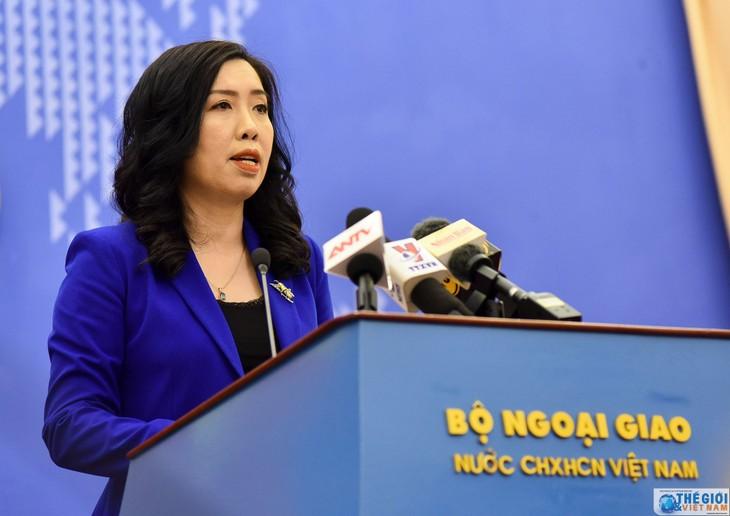 Bộ Ngoại giao Việt Nam lên tiếng trước hoạt động của Trung Quốc trên Biển Đông - ảnh 1