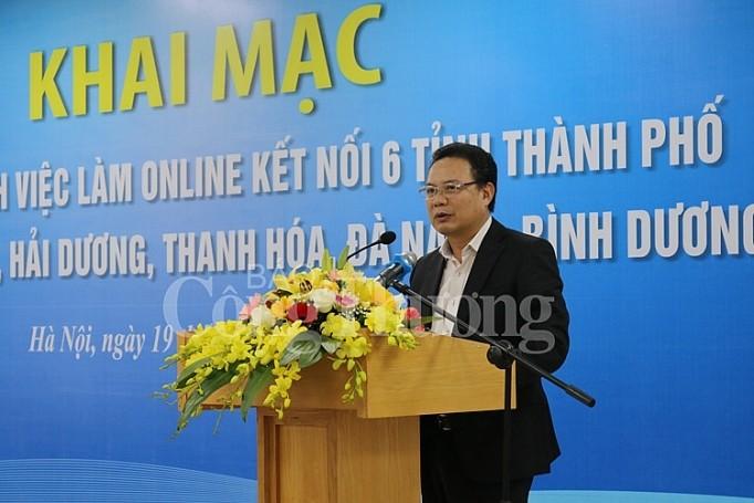 Hơn 6.600 cơ hội việc làm tại Phiên giao dịch việc làm online kết nối 6 tỉnh, thành phố - ảnh 1