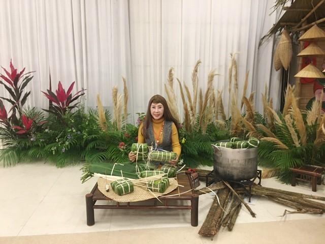Ký ức ngọt ngào về nồi bánh chưng Tết trong trái tim người xa xứ - ảnh 3