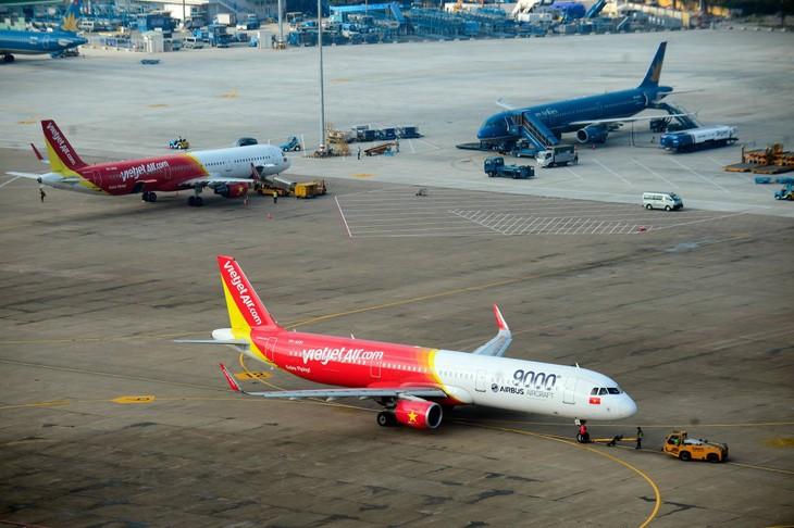 Dịch viêm phổi cấp do nCoV: Ngừng toàn bộ chuyến bay giữa Việt Nam - Trung Quốc  - ảnh 1
