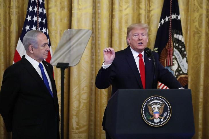 Kế hoạch hòa bình Trung Đông mới của Mỹ khó khả thi - ảnh 1