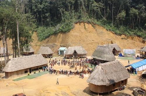 Lễ hội Tạ ơn rừng của người Cơ Tu - ảnh 2