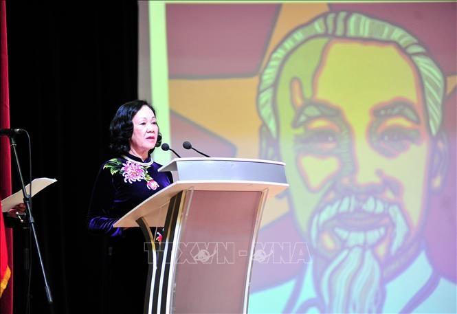 Cuba tổ chức trọng thể kỷ niệm 90 năm thành lập Đảng Cộng sản Việt Nam - ảnh 1