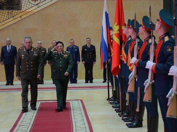 Hợp tác quốc phòng Việt-Nga vì hòa bình và ổn định ở khu vực  - ảnh 1