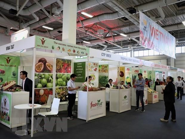 Các doanh nghiệp Hiệp hội rau quả Việt Nam tham gia Fruit Logistica 2020 - ảnh 1