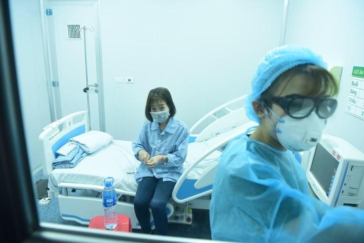 Việt Nam ghi nhận thêm hai trường hợp dương tính với virus Corona - ảnh 1