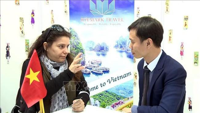 Doanh nghiệp Việt Nam tham dự Hội chợ Du lịch Quốc tế thường niên tại Israel  - ảnh 1