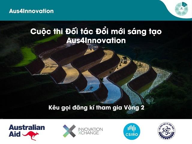 Khởi động vòng 2 chương trình tài trợ Aus4Innovation Quan hệ Đối tác Đổi mới Sáng tạo - ảnh 1