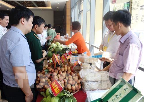 Bắc Giang nhiều người tiêu dùng ưu tiên sử dụng hàng Việt - ảnh 1