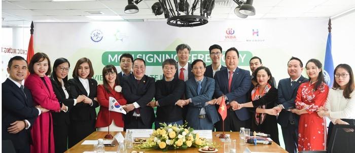 Việt Nam và Hàn Quốc thúc đẩy hợp tác, chuyển giao công nghệ xanh - ảnh 1