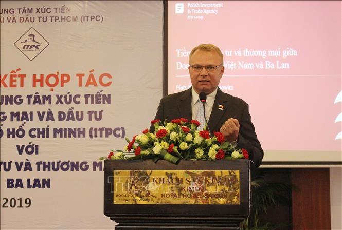 EVFTA có thể giúp thúc đẩy mối quan hệ Ba Lan-Việt Nam - ảnh 1