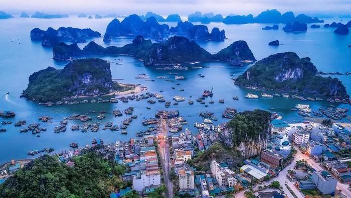 Khu kinh tế Vân Đồn được quy hoạch thành Khu kinh tế biển đa ngành, đa lĩnh vực - ảnh 1