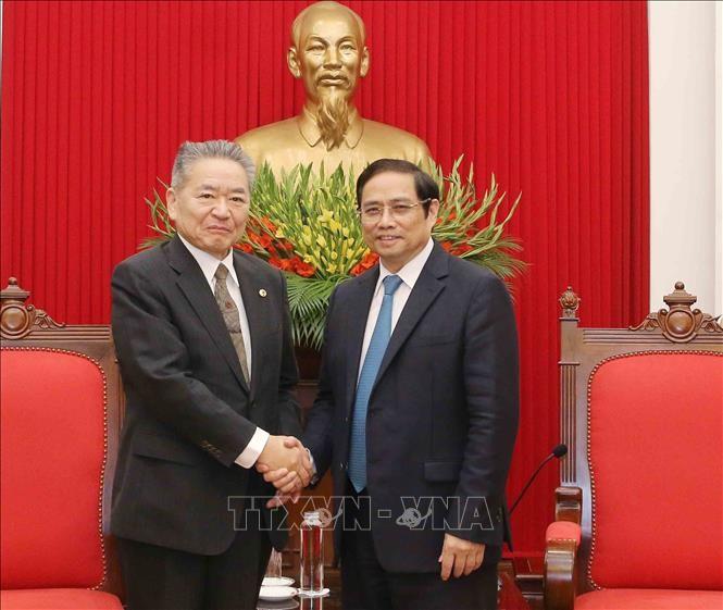 Tăng cường quan hệ hợp tác Việt Nam - Nhật Bản - ảnh 1