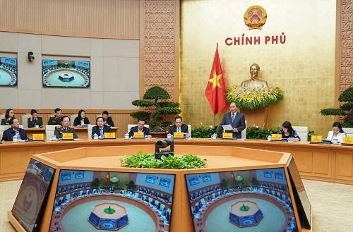 Thủ tướng Nguyễn Xuân Phúc: Thi đua yêu nước phải tạo khí thế mới - ảnh 1