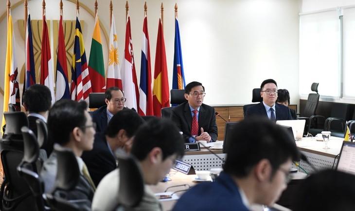 Việt Nam chủ trì cuộc họp Uỷ ban điều phối kết nối ASEAN - ảnh 1