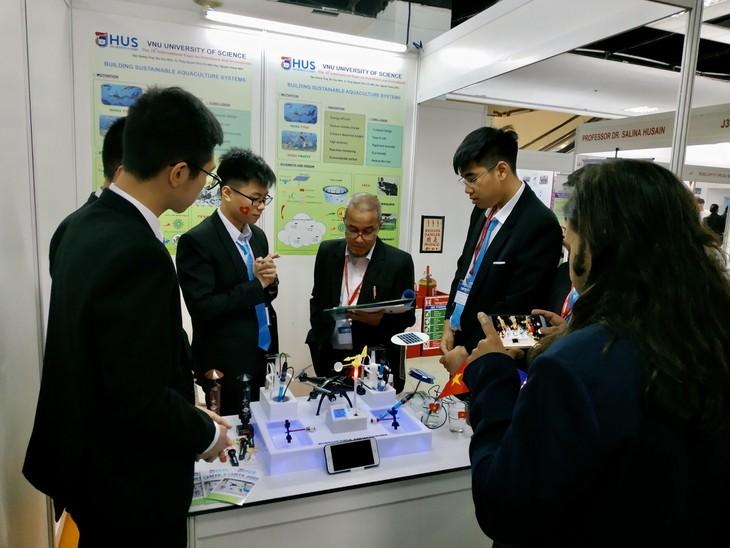 Việt Nam đạt Huy chương Bạc cuộc thi Sáng tạo và Đổi mới quốc tế tại Malaysia - ảnh 2