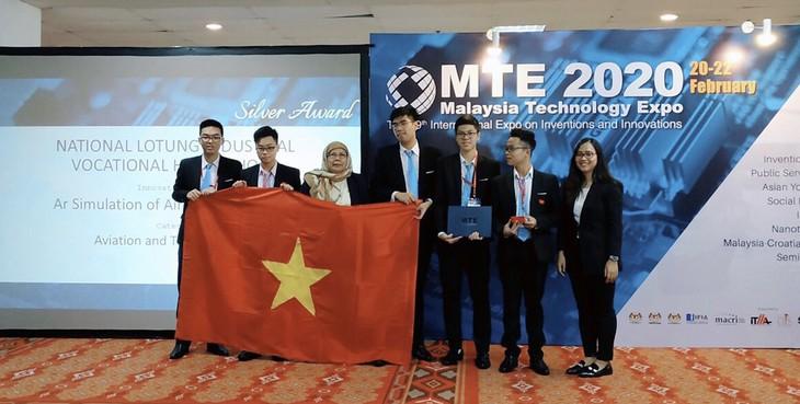 Việt Nam đạt Huy chương Bạc cuộc thi Sáng tạo và Đổi mới quốc tế tại Malaysia - ảnh 3