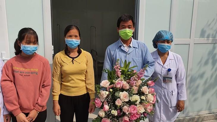 Tất cả 16 bệnh nhân mắc dịch Covid-19 tại Việt Nam đã được xuất viện - ảnh 1
