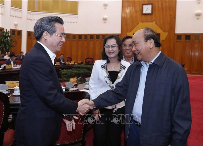 Thủ tướng Nguyễn Xuân Phúc làm việc với lãnh đạo Bạc Liêu - ảnh 1