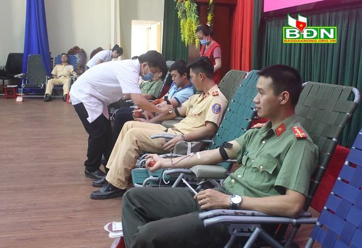 """Đăk Nông: Phát động chương trình hiến máu tình nguyện hưởng ứng """"Lễ hội Xuân hồng 2020"""" - ảnh 1"""