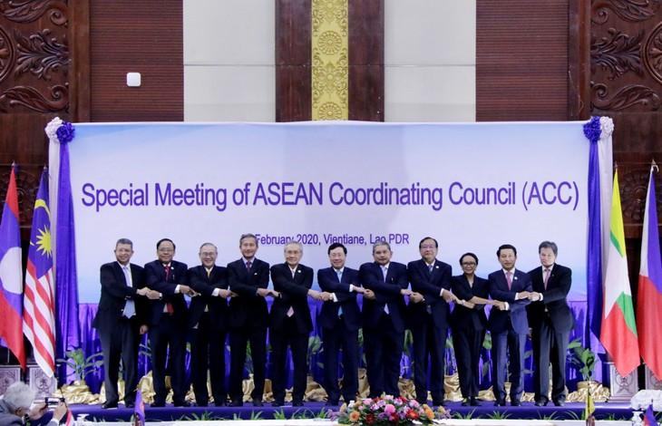 Nỗ lực của ASEAN trong việc ứng phó với dịch bệnh COVID 19 - ảnh 2