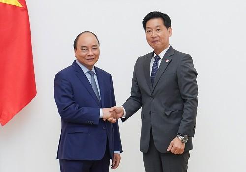 Việt Nam mong muốn ngày càng nhiều doanh nghiệp Nhật Bản mở rộng đầu tư vào Việt Nam - ảnh 1