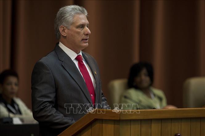 Chủ tịch Cuba cam kết tạo điều kiện thuận lợi cho các nhà đầu tư Việt Nam - ảnh 1