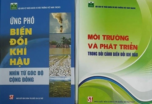 Công bố hai ấn phẩm mới về môi trường và ứng phó với biến đổi khí hậu - ảnh 1