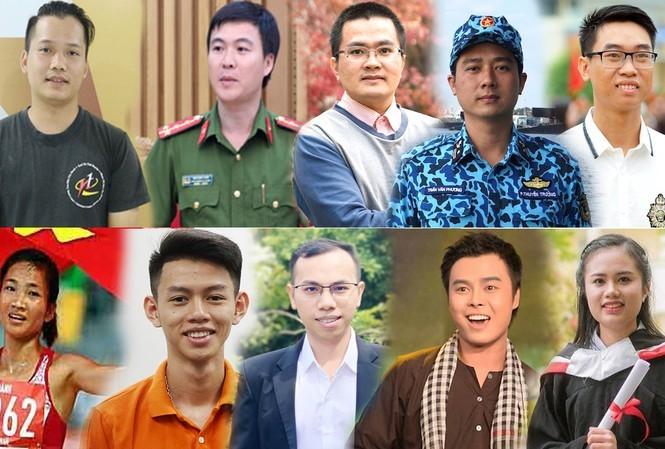 Công bố 10 gương mặt trẻ Việt Nam tiêu biểu năm 2019 - ảnh 1