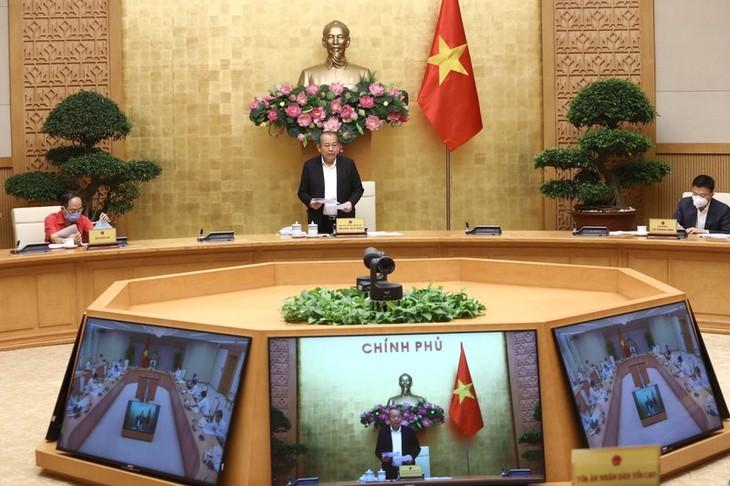 Phó Thủ tướng Trương Hòa Bình: Bám sát nhiệm vụ đã được Thủ tướng Chính phủ giao - ảnh 1