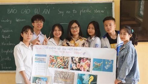 Lớp học không biên giới của cô giáo 9x người dân tộc Mường                                                               - ảnh 2