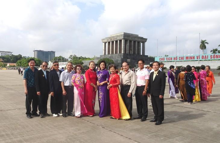 Chủ tịch Hồ Chí Minh - biểu tượng tinh thần thiêng liêng của kiều bào Thái Lan - ảnh 3