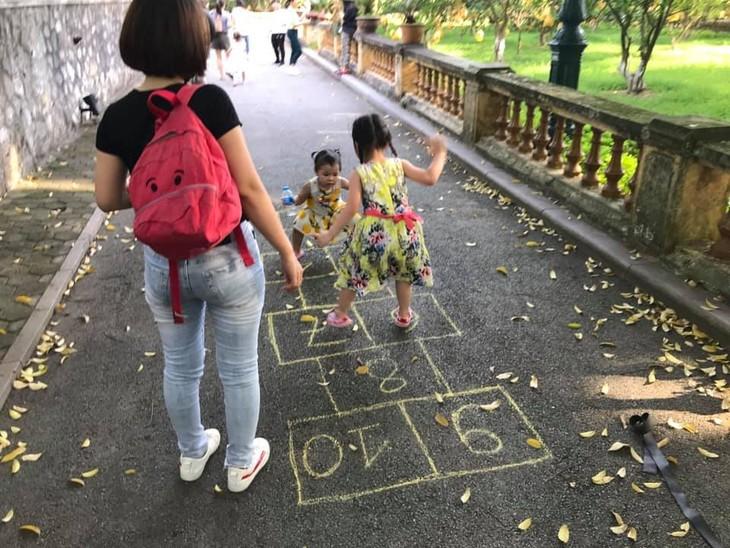 Sân chơi tái chế Think Playground- món quà tinh thần vô giá của trẻ thơ - ảnh 6