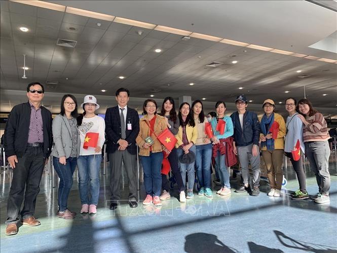 Đưa công dân Việt Nam từ Australia và New Zealand về nước - ảnh 1