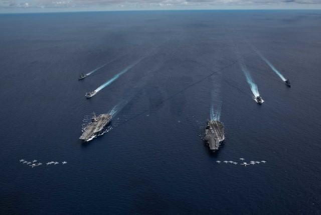 Lãnh đạo Ủy ban đối ngoại Thượng viện và Hạ viện Mỹ bác bỏ các yêu sách chủ quyền phi pháp của Trung Quốc ở Biển Đông - ảnh 1