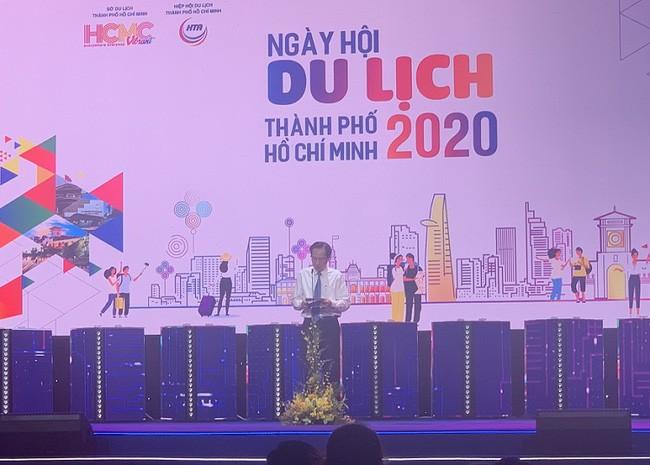 Khai mạc Ngày hội du lịch Thành phố Hồ Chí Minh lần thứ 16 - năm 2020 - ảnh 1