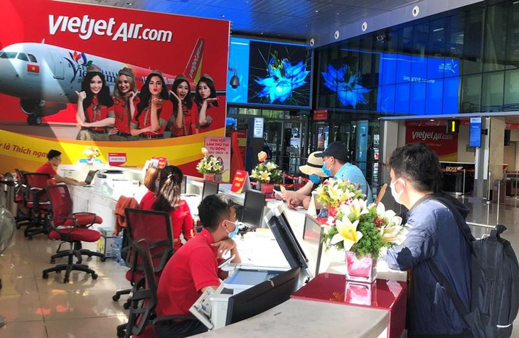 Vietjet Air mở bán 1,5 triệu vé dịp Tết Nguyên đán  - ảnh 1