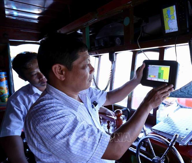 Bình Định hoàn thành lắp đặt thiết bị giám sát hành trình cho  tàu cá  - ảnh 1