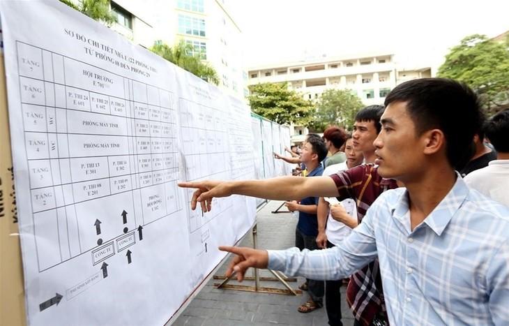 Mở lại kỳ thi tiếng dành cho người lao động làm việc tại Hàn Quốc - ảnh 1