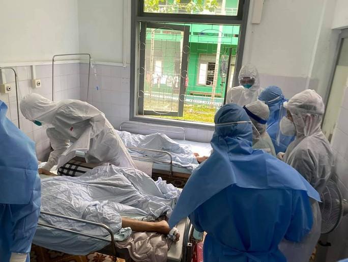 Bệnh nhân Covid-19 thứ 25 tử vong tại Việt Nam - ảnh 1