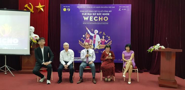 Thành lập Câu lạc bộ sức khỏe Wecho - ảnh 1